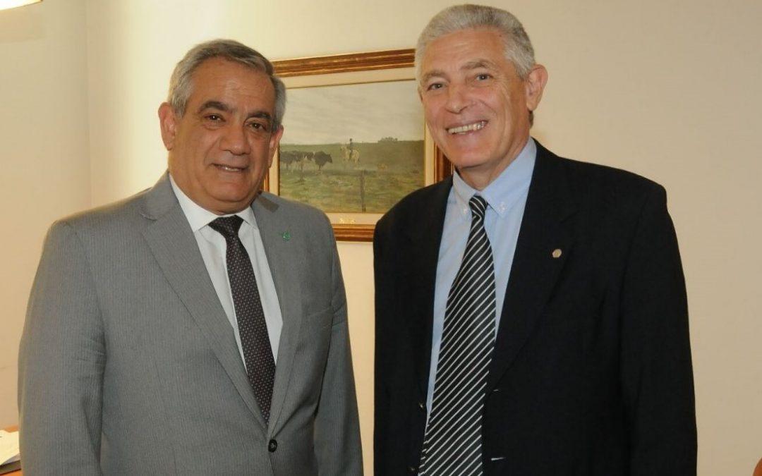 El Consejo de Administración reeligió a Carlos Iannizzotto como presidente de CONINAGRO