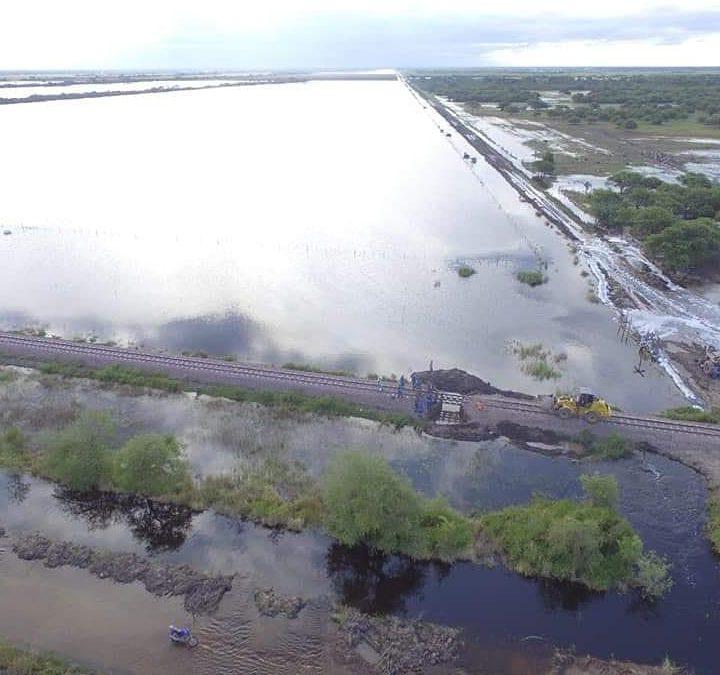 CONINAGRO rechaza dichos de Mauricio Macri sobre inundaciones y pide una audiencia