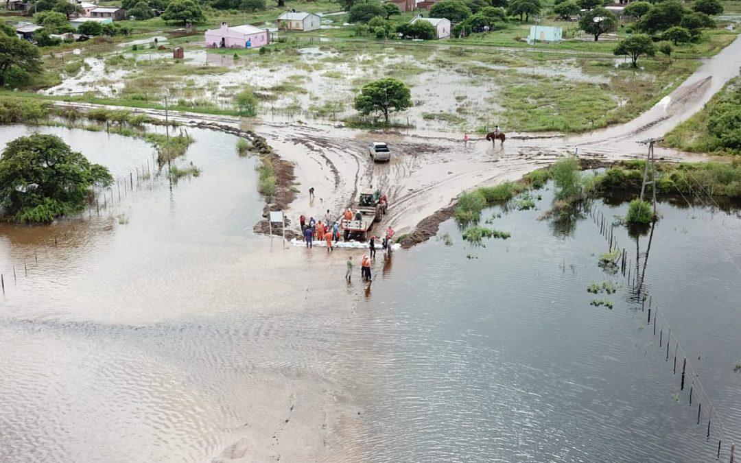 CONINAGRO en Santa Fe con productores damnificados por las inundaciones