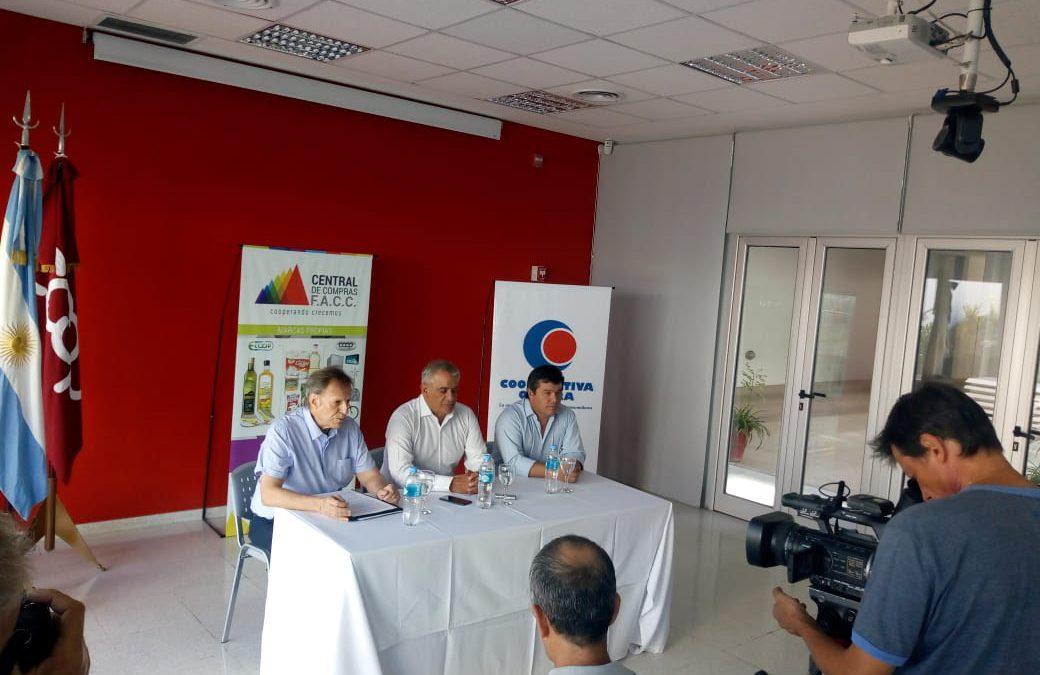 CONINAGRO Y FACC firman un convenio marco de colaboración