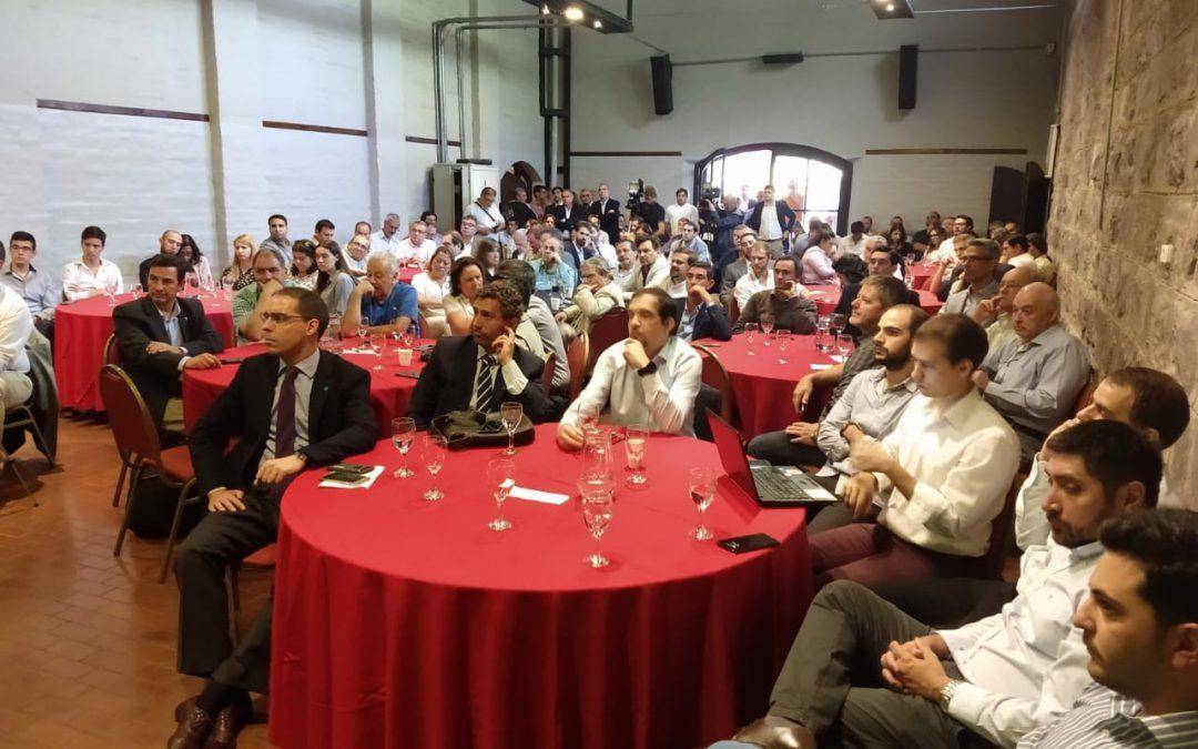 CONINAGRO realizó presentación del Índice en Mendoza