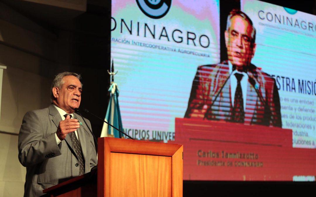 """Carlos Iannizzotto presentó la agenda del campo 2020: """"En esta Argentina no hay más lugar para confrontaciones"""""""