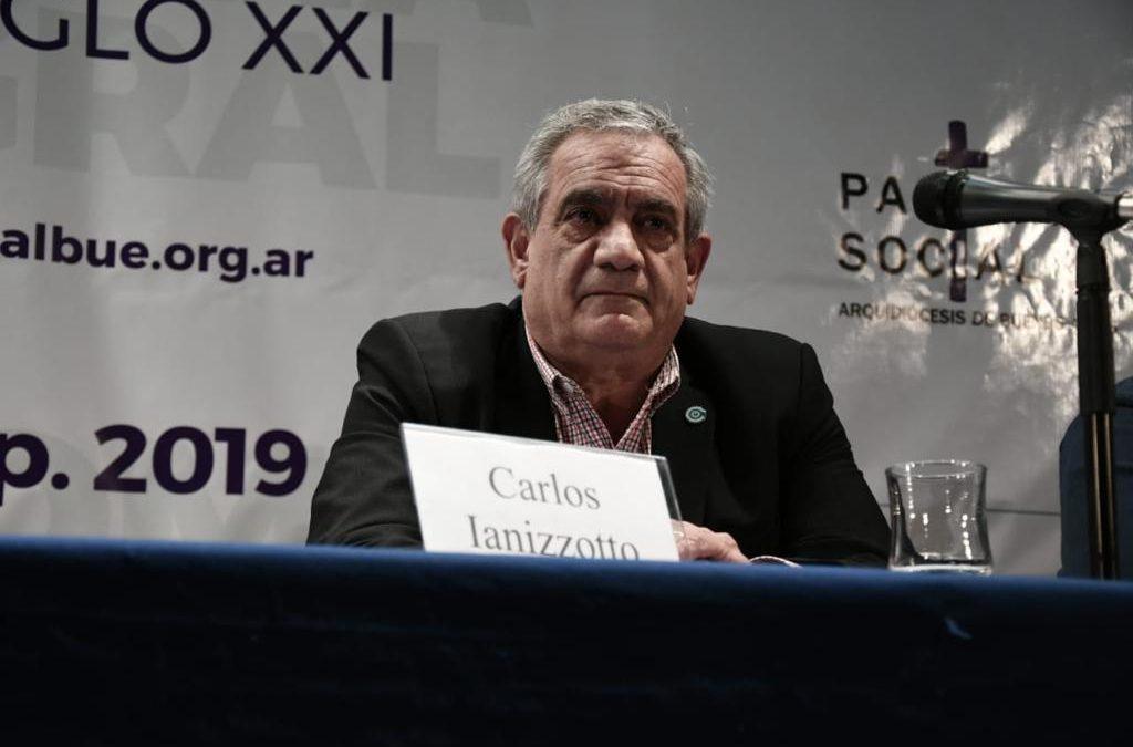 Con la participación de CONINAGRO, dirigentes políticos, industriales y sindicales presentaron el Nuevo Pacto Social
