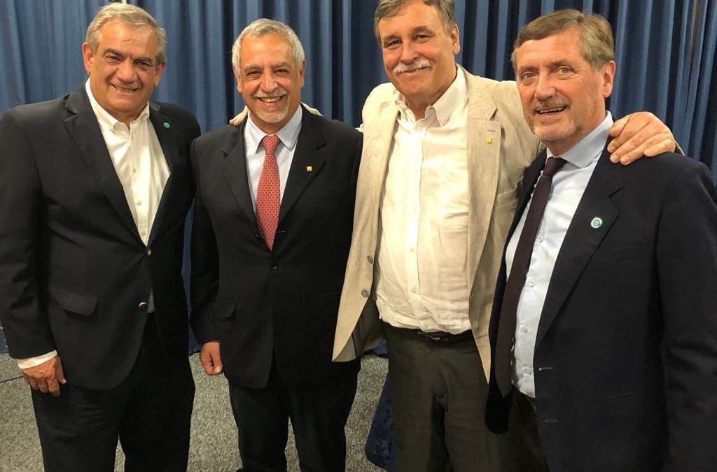 Coninagro acompañó a Carlos Parera en su asunción como Director del INTA
