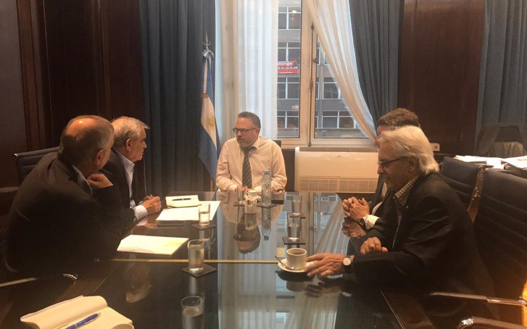 Unificación de las cuentas tributarias, financiamiento y acceso al crédito: los pedidos y propuestas de Coninagro al ministro de producción Matías Kulfas
