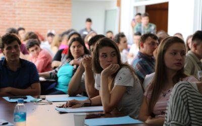 La Mesa de Enlace de Jóvenes se reunió por videoconferencia