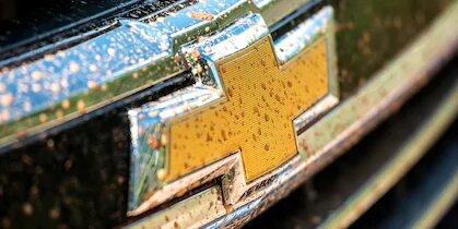 Listado de precios de enero del convenio con Chevrolet
