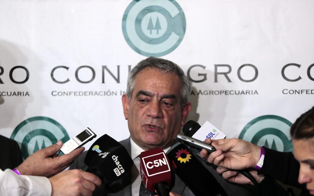 Coninagro rechaza enfáticamente el proyecto de ley con el que una senadora propone una Junta Nacional de Granos