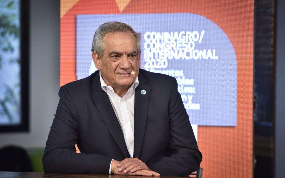 """""""Tenemos que desarrollar políticas sociales para que más argentinos sean propietarios y en eso la ruralidad puede brindar propuestas como el Procrear Rural"""""""