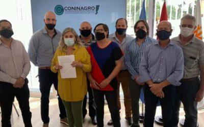 """Renovación de autoridades de la CAR Santa FeLaura Llopi: """"nos basamos en la unión para defender intereses comunes"""""""