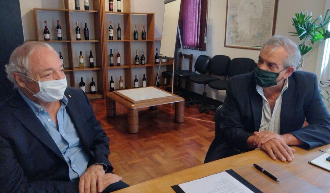 """""""Ahora podemos integrar a todos los núcleos productivos"""", dijo Iannizzotto en el marco de la Vendimia en Mendoza"""