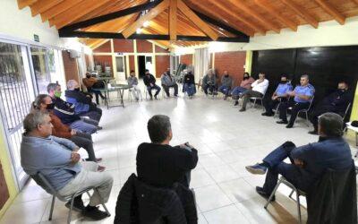 Productores cooperativos trabajan junto a autoridades policiales para combatir la inseguridad en LavalleInseguridad Rural en Mendoza