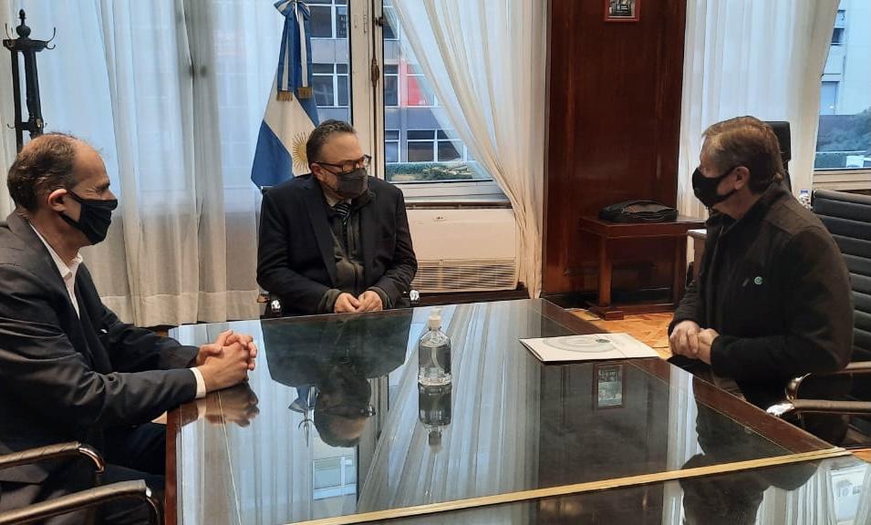 Coninagro presentó al Ministro Kulfas una agenda de trabajo para potenciar las Economías Regionales